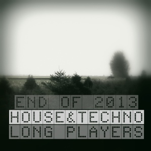 House and techno albums